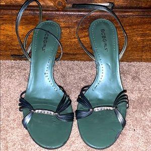 BCBGirls Ankle Strap Heels